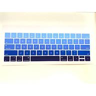 Miếng phủ bảo vệ bàn phím cho Macbook bằng Silicon chống nước, chống bụi bẩn màu Gradient thumbnail