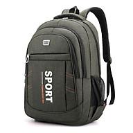 Ba lô laptop da dụng TOPEE dùng đi học, đi làm, đi chơi, đi du lịch (đựng laptop, máy ảnh, ipad, A4,..) BXL19 (màu xanh lá) thumbnail
