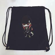 Balo dây rút đen in hình IDENTITY V game anime chibi M1 túi rút đi học xinh xắn thời trang thumbnail