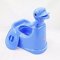 Bô vệ sinh cho bé hình vịt VN5453 ( Giao màu ngẫu nhiên) thumbnail
