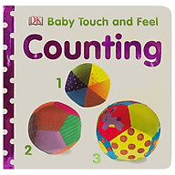 Baby Touch and Feel Numbers 1, 2, 3 thumbnail