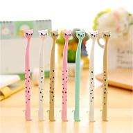 Bút Bi Viết Mèo Hàn Quốc Siêu Dễ Thương - Bút Bi Nước Văn Phòng Mực Đen ( Phát Màu Ngẫu Nhiên ) thumbnail