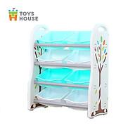 Kệ để đồ chơi, đồ dùng đa năng cho bé Toys House WM21E085, hàng chính hãng cao cấp thumbnail