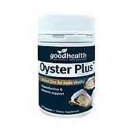 Tinh chất hàu Oyster Plus Goodhealth 60viên Chính hãng công ty Goodhealth Việt Nam thumbnail