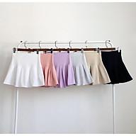 Chân váy nữ xếp li KRYSTAL NK62 thumbnail