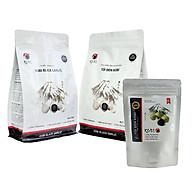 Combo 2 Thực phẩm chức năng Tỏi Đen Kobi 500g Và 1 túi Tỏi Đen Kobi 125g thumbnail