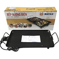 Bếp Nướng Điện 1500W Cao Cấp Matika MTK-4928 Chống Dính Nướng Nhanh Giữ Nguyên hương Vị Thực Phẩm-Hàng Chính Hãng thumbnail