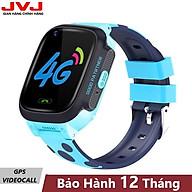 Đồng hồ định vị thông minh Y95 JVJ Cho Trẻ Em, Gọi Video HD 4G, Kết nối wifi, ứng dụng học thông minh-Hàng chính hãng thumbnail