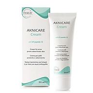 Kem hô trơ trị mụn dưỡng ẩm Aknicare Cream (50g) thumbnail