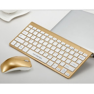 Bộ combo chuột bàn phím không dây Motospeed G9800 (Vàng đồng) - Hàng Chính Hãng thumbnail
