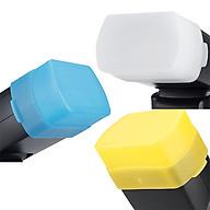 Bộ 3 Tản Sáng Omni Bounce 580EX Cho Đèn Flash Canon Godox Neewer Yongnuo Sigma thumbnail