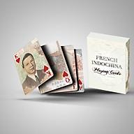 Bộ Bài Tú Lơ Khơ Đông Dương French Indochina 54 lá thumbnail