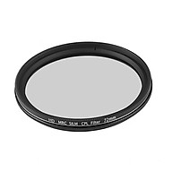 Ultra-Thin Cpl Waterproof Silver-Plated Green Film Mirror 72Mm thumbnail