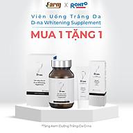 Viên Uống Sáng Da D-Na Whitening Supplement thumbnail