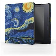 Bao Da dành cho Máy Đọc Sách Kindle Oasis (9th) - Hình cơn bão thumbnail