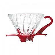Phễu lọc cà phê bằng thủy tinh Hario V60 size 01 thumbnail