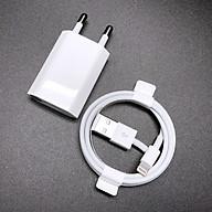 Bộ sạc 1A củ dẹt cho các dòng iPhone 6s 7 8 X Xs Xr thumbnail