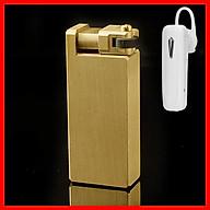 Combo Hộp Quẹt Bật Lửa Xăng Đá Z-3 Được Làm Bằng Đồng Nguyên Chất Cao Cấp + Tặng Tai Nghe Bluetooth BT01 Kiểu Dáng Thể Thao thumbnail