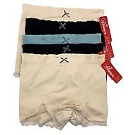 Combo 5 Chiếc Quần Mặc Trong Váy ATUNER QL009, Cao Cấp, Họa Tiết Gân Ren Viền Mềm Mại, Thoáng Mát (Giao Màu Ngẫu Nhiên) - Hàng Chính Hãng thumbnail