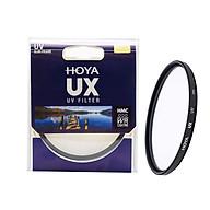 Kính Lọc Filter Hoya UX UV 49mm - Hàng Chính Hãng thumbnail
