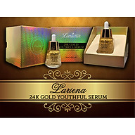 Serum trắng da Lariena 24K gold Youthful Serum- thumbnail