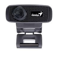 Webcam Học Online Genius 1000X HD 720P Black - Hàng Chính Hãng thumbnail