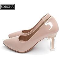 Giày Cao Gót Nữ , Giày Công Sở Nữ SODOHA - SDH909 thumbnail