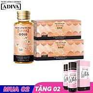 MUA 2 TẶNG 2 - MUA 02 Hộp Collagen ADIVA (14chai x30ml) - TẶNG 02 Hộp White ADIVA thumbnail