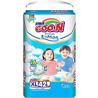 Tã quần Goon Premium size XL42 cho bé 12-17kg thumbnail