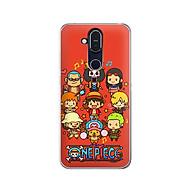 Ốp lưng điện thoại Nokia 8.1 - 01173 7849 DAOHAITAC03 - ONE PIECE - Silicone dẻo - Hàng Chính Hãng thumbnail