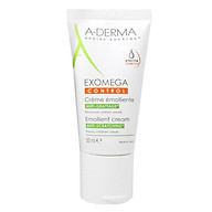 Kem Làm Mềm Da, Dịu Kích Ứng A-Derma Cho Da Khô Đến Rất Khô Exomega Control Emollient Cream (50ml) thumbnail