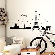 Decal dán tường Kỳ quan thế giới dạ quang đẹp thumbnail