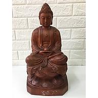 Tượng Phật Thích Ca Mâu Ni gỗ hương thumbnail