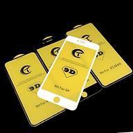 Kính cường lực 9D full màn hình Iphone 6, 6s, 7, 8, 6Plus, 6sPlus, 7Plus, 8Plus, X, Xs, Xs max thumbnail