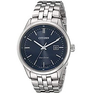 Citizen Men s Eco-Drive Stainless Steel Watch with Date, BM7251-53L thumbnail