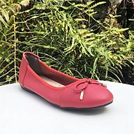 giày búp bê da đính nơ siêu xinh cực trend 20880 thumbnail