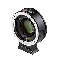 VILTROX EF-Z2 Auto Focus Lens Mount Adapter USB Upgraded with 1 4 inch Screw Hole Tripod Base Compatible with Canon EF thumbnail