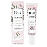 Kem dưỡng giúp giảm quầng thâm, nếp nhăn, chống lão hóa toàn diện vùng da quanh mắt Berdoues 1902Mille Fleurs Eye Contour Cream 15ml thumbnail