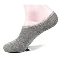 Combo 10 đôi tất lười nam nữ loại đẹp kháng khuẩn chống hôi chân chống tuột gót thumbnail