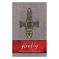 Firefly Hardcover Ruled Journal thumbnail