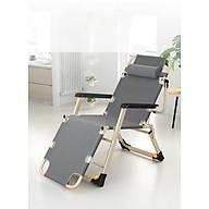 Giường xếp IRIS 185cm gấp gọn thành ghế đa năng ngủ trưa văn phòng tiện lợi thumbnail