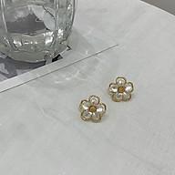 Khuyên tai titan thánh giá 01 có 2 loại xỏ lỗ và kẹp ko gỉ thumbnail