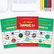 Combo bộ sách học lập trình Scratch 3.0 và luyện thi hội thi tin học trẻ thumbnail