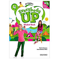 Everybody Up 2E 4 Student Book with CD Pack thumbnail