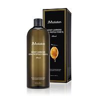 Nước cân bằng dưỡng ẩm chống lão hóa da Jmsolution Honey Luminous Royal Propolis Toner XL 600ML [DUNG TÍCH KHỦNG] thumbnail