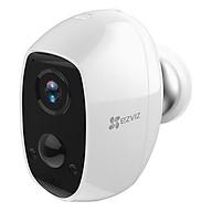 Camera IP Wifi ngoài trời EZVIZ C3A FHD 1080P - Dùng Pin Sạc - đàm thoại 2 chiều - hàng chính hãng thumbnail