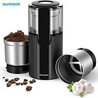 Máy xay hạt cà phê và gia vị đa năng Shardor CG628B - Công suất 200W - HÀNG NHẬP KHẨU thumbnail