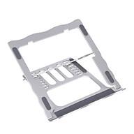 giá đỡ kệ đỡ laptop, macbook, máy tính giúp tản nhiệt siêu mỏng bằng hợp kim nhôm có 7 nấc độ cao - Hàng chính hãng thumbnail