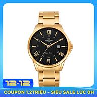 Đồng hồ nam dây thép không gỉ SRWATCH SG3006.1401CV thumbnail