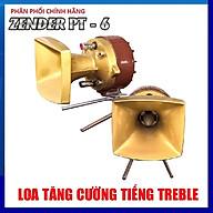 Bộ 2 loa treble PT6 họng đúc gang - Hàng chính hãng thumbnail
